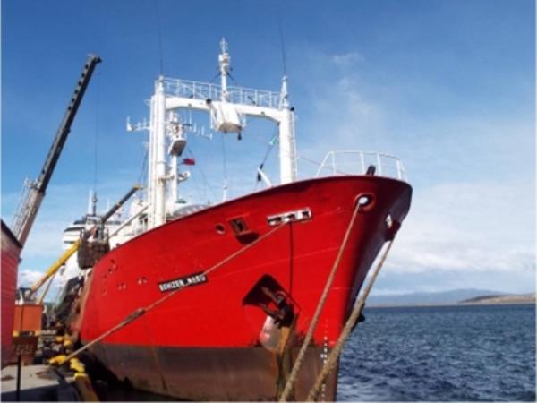 Gobierno finalizó la suspensión del permiso de pesca a empresa acusada de operar en Malvinas